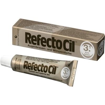 Краска для бровей RefectoCil, Краска для бровей и ресниц № 3.1 Светло-коричневая, 15 мл refectocil-kraska-dlya-brovej-i-resnic-svetlo-korichnevaya.jpg