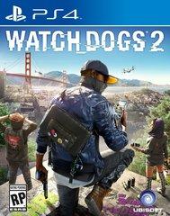 Watch Dogs 2 (PS4, русская версия)