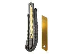 Нож A511/185 с лезвием 25 мм + лезвия Tytan 5 шт