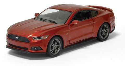 1:38 2015 Ford Mustang GT в инд. кор.