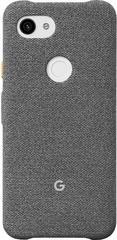 Чехол Google Pixel 3a Fabric Case Fog (Дымчатый)