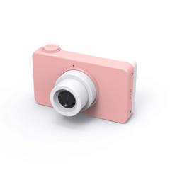 Фотоаппарат детский SmileZoom 24 Мп  с чехлом с ушками / Овечка