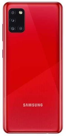 Samsung A315 Galaxy A31 4/64Gb Red