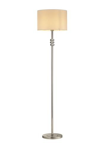 Напольный светильник Escada 10167/T E14*40W Nickel