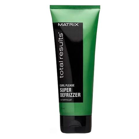 Matrix Total Results Curl Pleas: Гель для вьющихся волос (Super Defrizzer Gel), 200мл