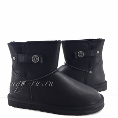 UGG Mini Beni Black Men