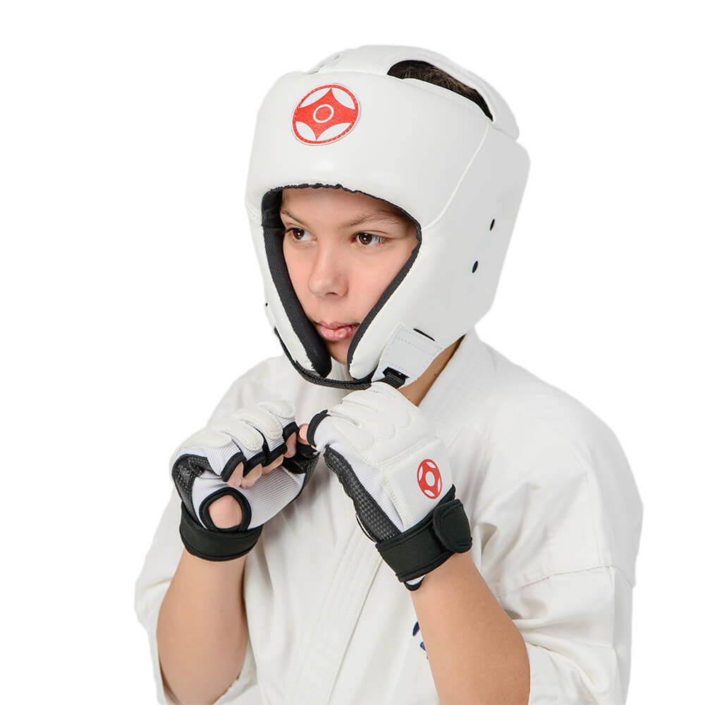 Перчатки Перчатки киокушинкай с канку 422.jpg