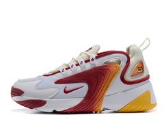 Nike Zoom 2K 'White/Red/Yellow'
