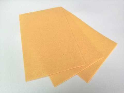 Фетр 20x30,  жесткий,  толщиной 1 мм  Цвет №51