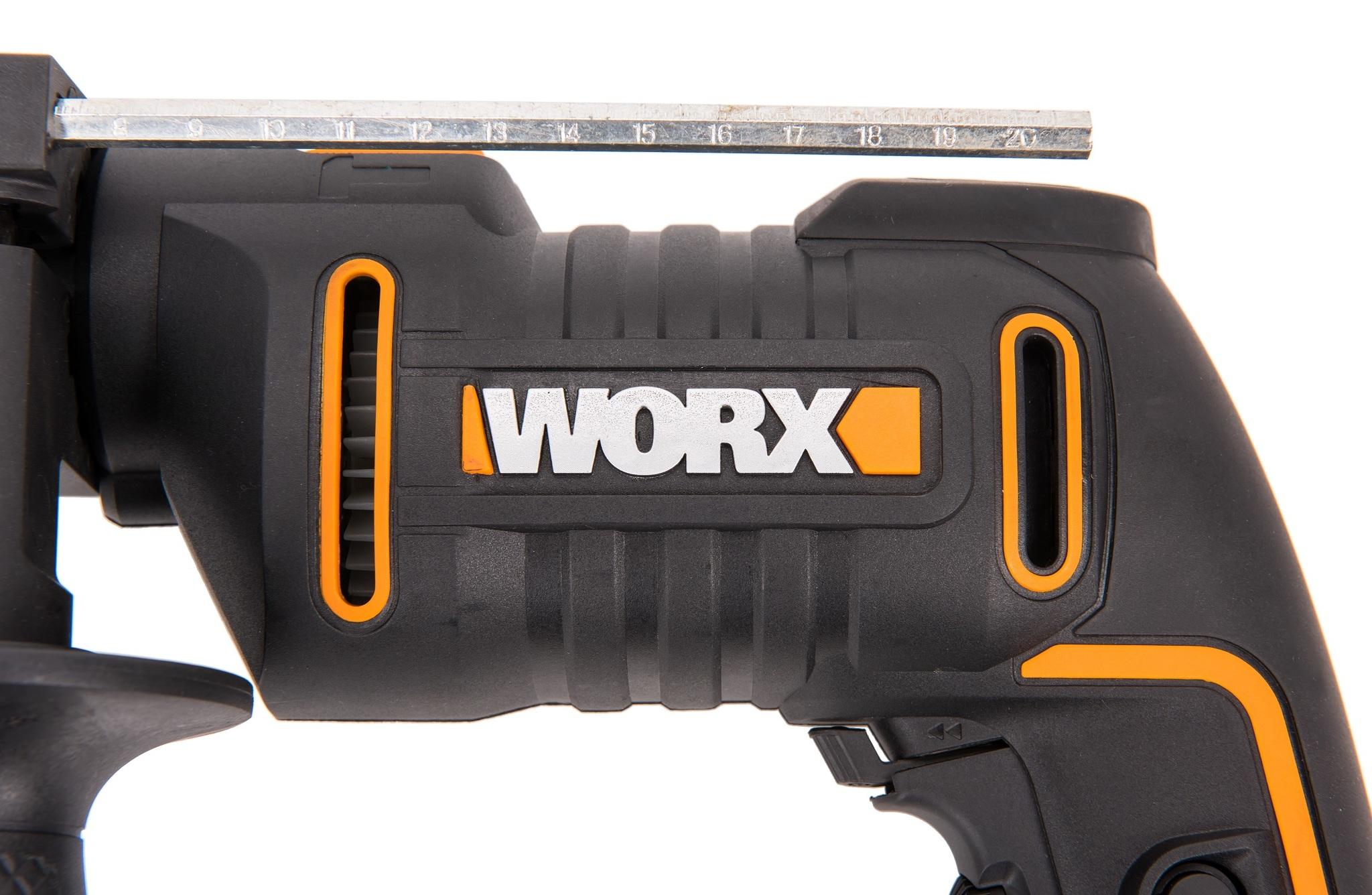 Дрель-шуруповерт WORX WX317.2, 600Вт