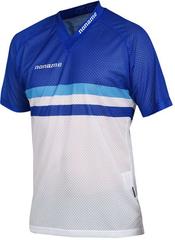 Элитная Беговая Футболка Noname O-Top Unisex Blue/White