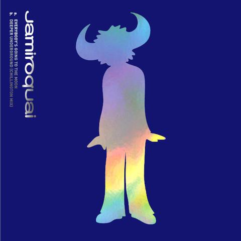 Виниловая пластинка Jamiroquai - Everybody's Going To The Moon