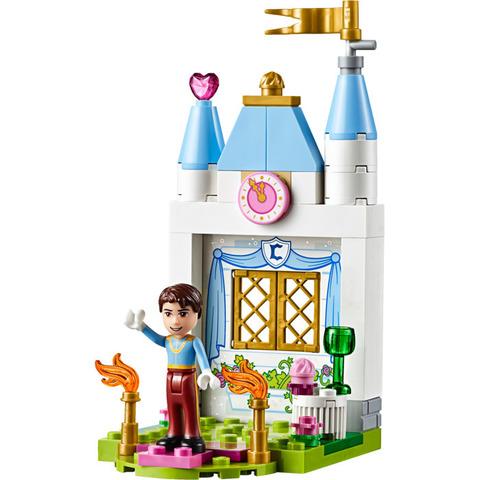 LEGO Juniors: Карета Золушки 10729 — Cinderella's Carriage — Лего Джуниорс Подростки
