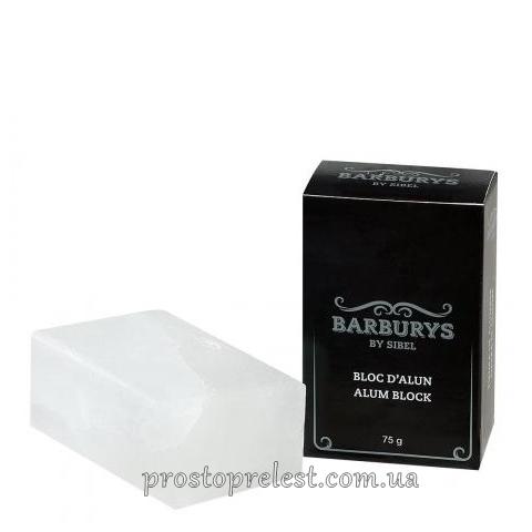 Barburys Alum Block - Алюмінієвий блок