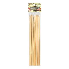 Шампуры бамбуковые 30х0,3 см 50 штук