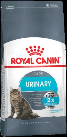 Сухой корм Royal Canin Urinary Care (4кг) для взрослых кошек для профилактики МКБ