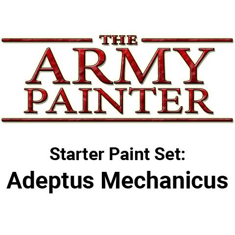 Army Painter; Adeptus Mechanicus
