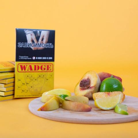 Табак Wadge Oxygen Citrus Peach 100 г