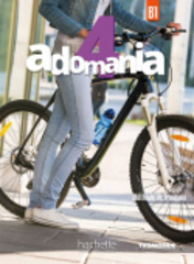 Adomania 4 Livre de l'eleve + DVD-ROM (audio et...