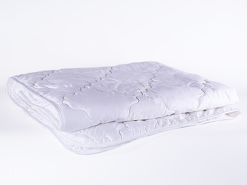 Одеяло стеганое легкое 172х205 Хлопковая Нега