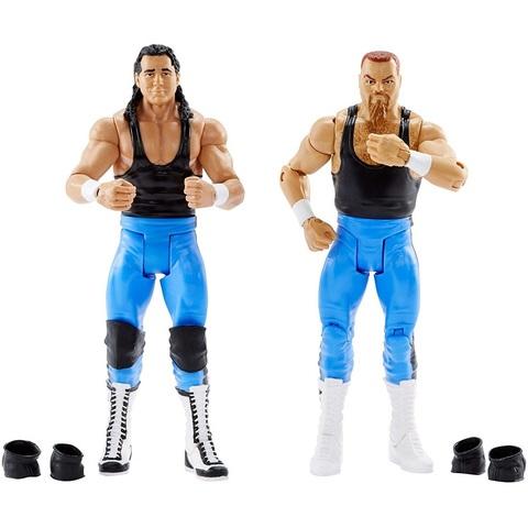 Брет Харт и Джим Нейдхарт Серия 47. Бойцы WWE