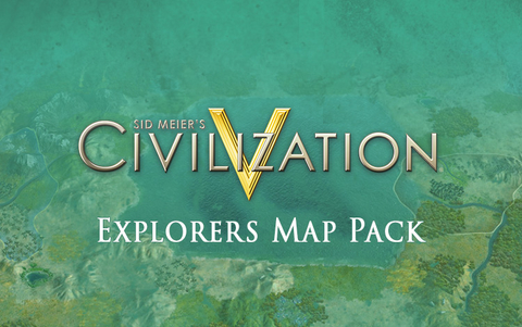 Sid Meier's Civilization V - Explorer's Map Pack (для ПК, цифровой ключ)