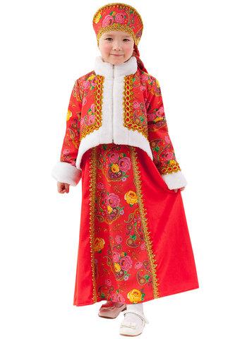 Карнавальный костюм детский Масленица