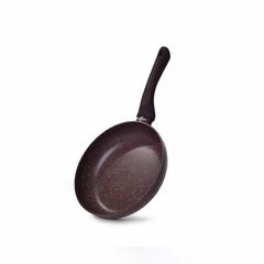 14940 FISSMAN Сковорода для жарки MOSSES STONE 20x4,5см (алюминий)