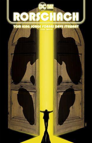 Rorschach #12 (Cover A)