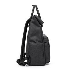 Сумка-рюкзак стильная для ноутбука 15,6 Tangcool 703 тёмно-серый