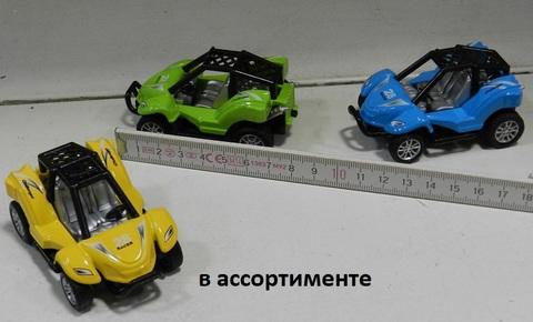 Машина мет. 6688-8 багги технопарк (СБ)