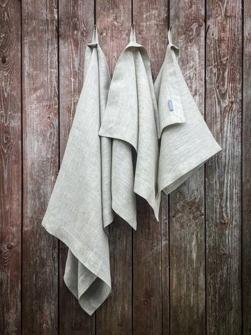 Полотенце льняное Рейкьявик