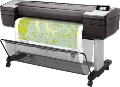 Плоттер HP Designjet T1700 (W6B55A) A0/44