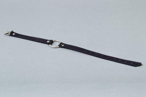 Кляп-расширитель с металлическим кольцом