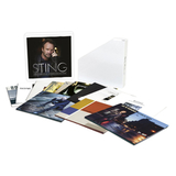 Sting ‎/ The Complete Studio Collection (16LP)