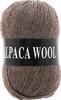 Пряжа Vita Alpaca Wool 2975 (Орех)