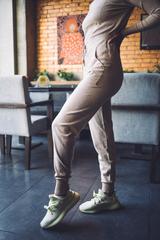Спортивный костюм женский с люрексом Nadya