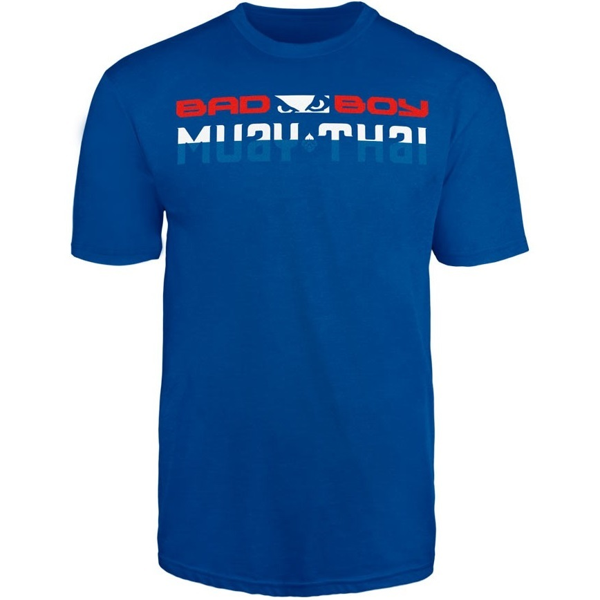 Футболки Футболка Bad Boy Muay Thai Discipline T-shirt Blue& Футболка_Bad_Boy_Muay_Thai_Discipline_T-shirt_Blue_.jpg