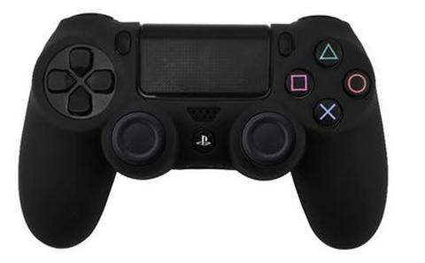 Чехол для геймпада DualShock 4 (черный)