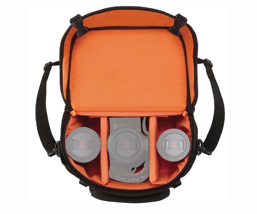 Купить сумку Sony LCS-SC8B для объективов, фото и видеокамер