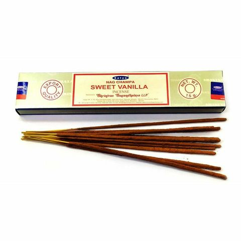 Индийские палочки Satya Sweet Vanilla