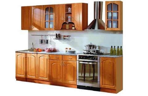 кухня Классика 2400 с нишей