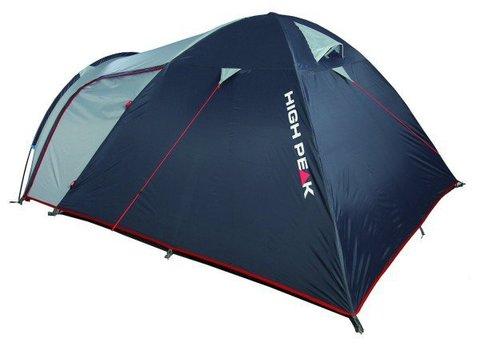 Картинка палатка туристическая High Peak Kira 4  - 5