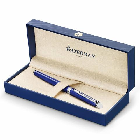 Ручка роллер Waterman Hemisphere Bright Blue CT123