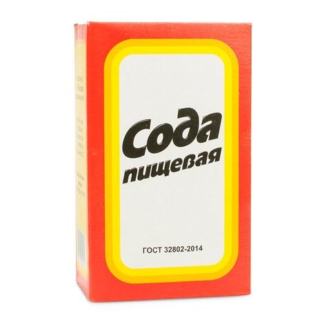Сода пищевая 500 гр  РОССИЯ