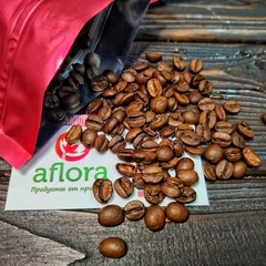 Кофе Арабика Бразилия Сантос (Brazil Santos) / 100 гр