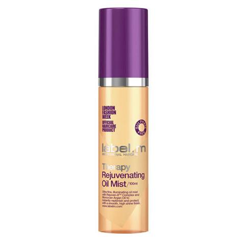 LABEL.M Омолаживающая Терапия: Масло-спрей для волос
