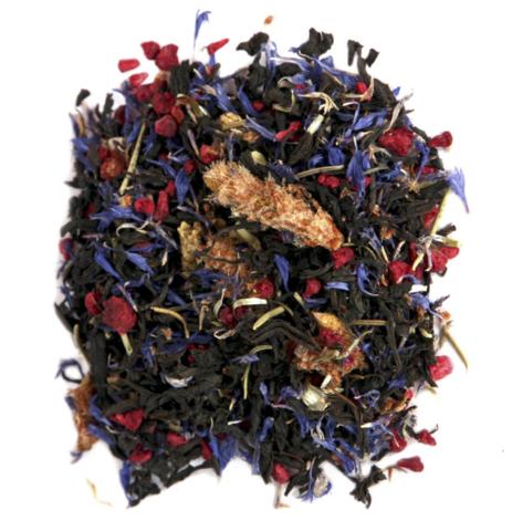 Чайный черный ароматизированный