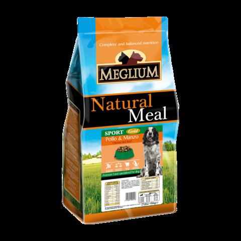 Meglium Sport Gold Сухой корм для активных собак