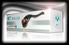 Мезороллер MT Roller 540 игл 3 мм. Купить по акции 3 шт.